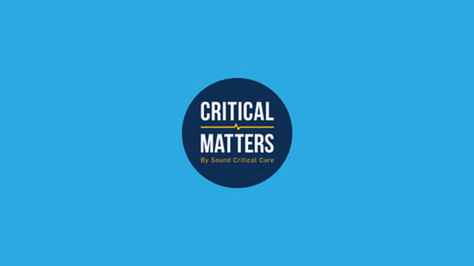 Critical Matters Podcast with Dr. Doshi