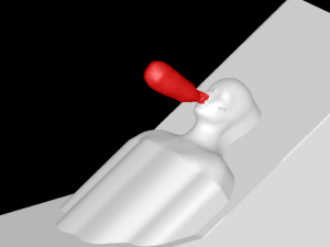 Figure 14. HVNI without Mask – Leakage