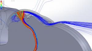 Figure 19. HVNI with Mask – Dispersion